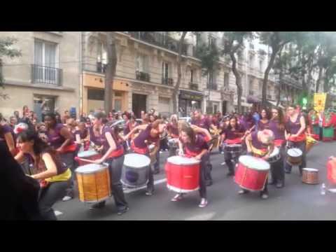 法國葡萄酒節 蒙馬特葡萄酒豐收節 Fête des Vendanges de Montmartre