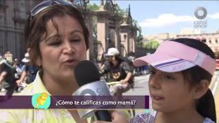 Diálogos Fin de Semana - El reto de ser mamá