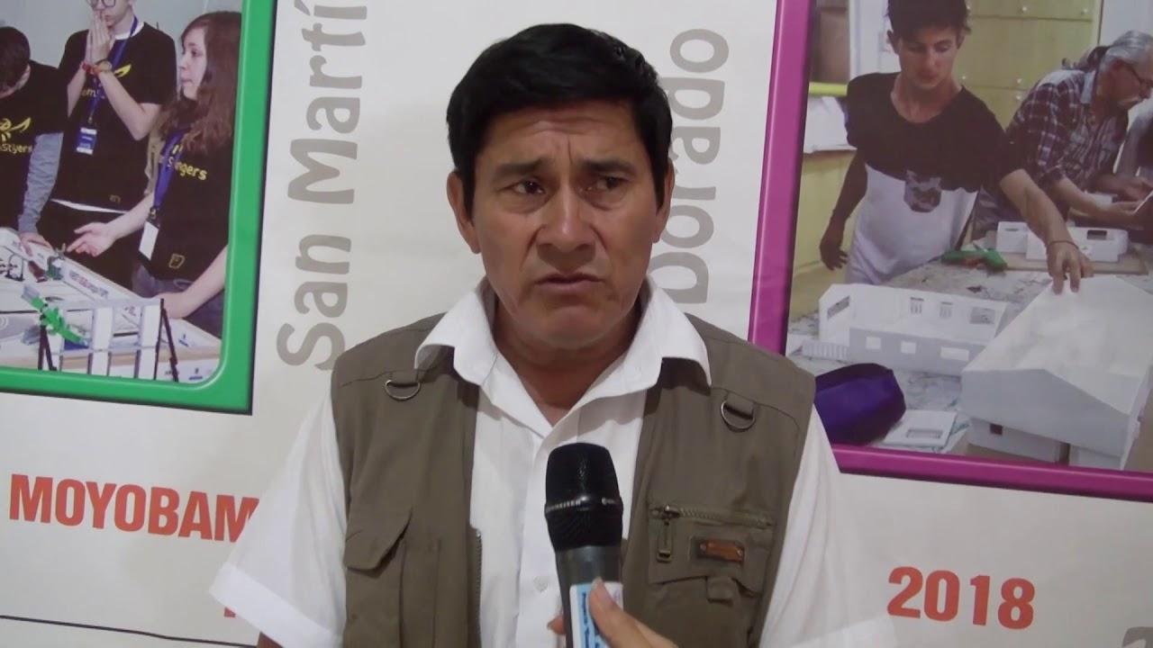 """DRESM realiza la III etapa del concurso nacional """"Crea y Emprende 2018"""""""