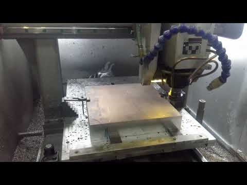 Rutech CNC - nawiercanie  - zdjęcie