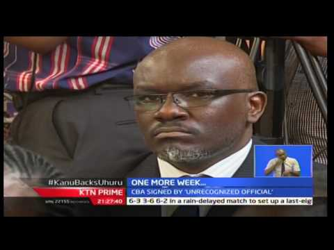 Court of Appeal grants LSK and KNHCR 7 more days for mediation in Doctors' strike negotiations