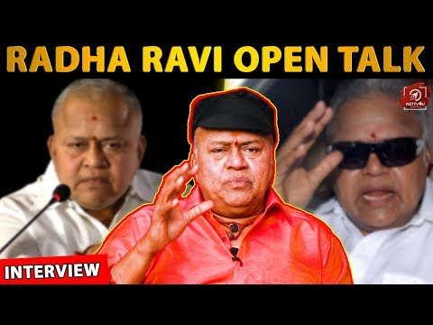 Open Talk With Radha Ravi | Exclusive Interview