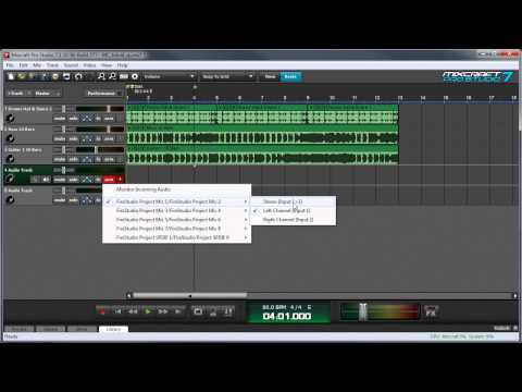 Acoustica MIXCRAFT 8 Recording Studio for Windows (Mac in Bootcamp Mode)