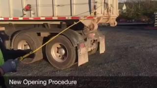 Container Dumping Procedure