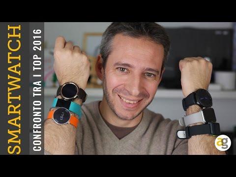 CONFRONTO i 6 migliori Smartwatch e Wearable