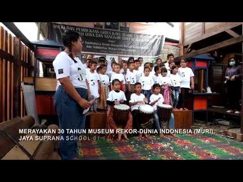 30 Tahun MURI, Bakti Sosial ke Kampung Sumur