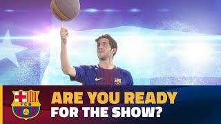 Ready for US #BarçaUSTour