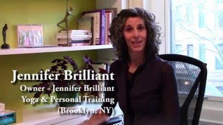 Jennifer Brilliant Yoga & Personal Training