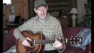 Jim Bruce Blues Guitar - Scrapper Blackwell - Blues Before Sunrise