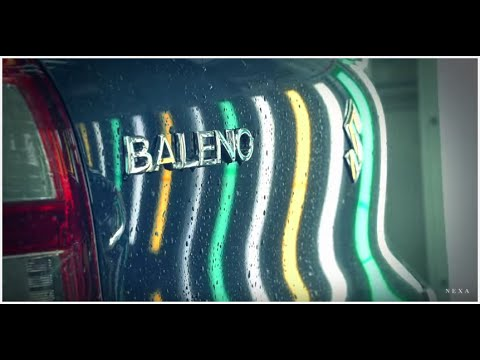 #Baleno launching in India