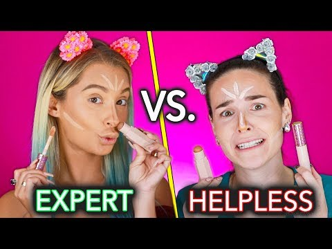 HELP ME CONTOUR | Teach Me How To Beauty Tour EP3 ft. Nicol Concilio