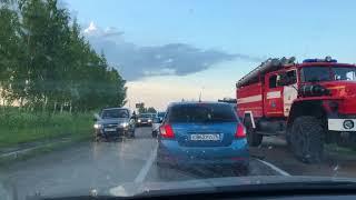 ДТП на трассе Ярославль-Любим
