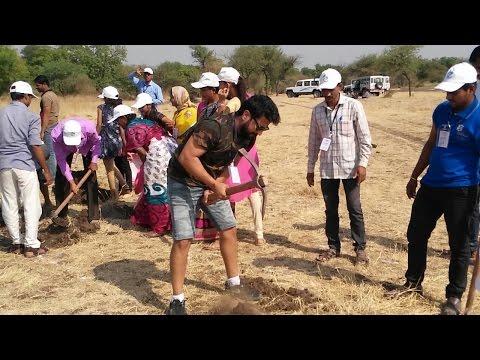 Jitendra Joshi's Water Cup Journeys (Marathi)