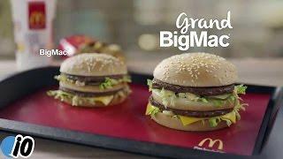 McDonald's Have Just Unleashed The Grand Big Mac