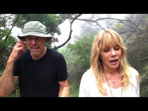 Hiking With Kevin - Rosanna Arquette - Pt 3