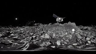 Sample Asteroid Bennu in 360