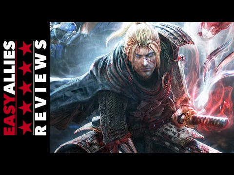 Nioh - Easy Allies Review - YouTube video thumbnail