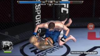 Modo Carreira Murrão Na Cara (UFC)👊👊
