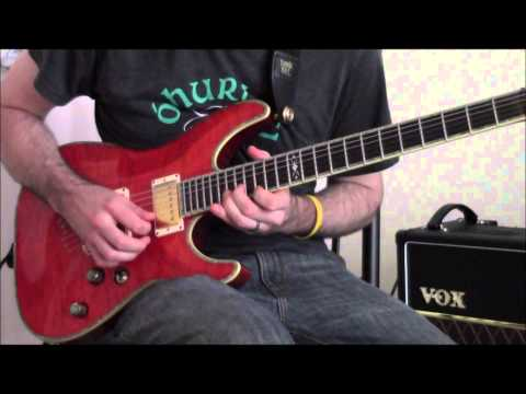 Hexatonic Scale - A Guitar Lesson by Peter Mallen