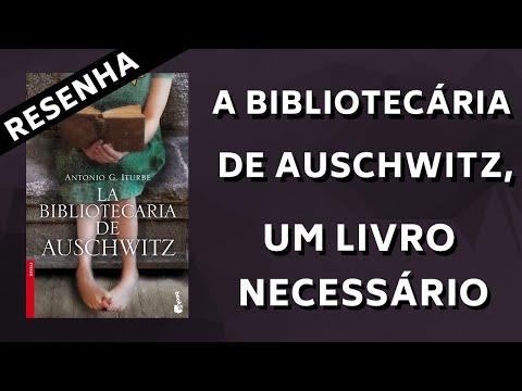 A BIBLIOTECÁRIA DE AUSCHWITZ, RESENHA DE UM LIVRO NECESSÁRIO | Share Your Books