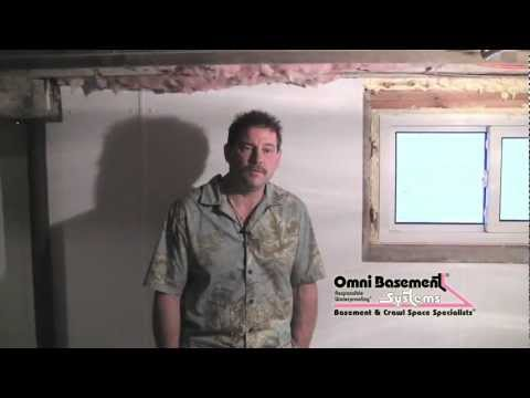 Solving Wet Basement and Moldy Crawl Space Problems in Ontario | Customer Testimonial
