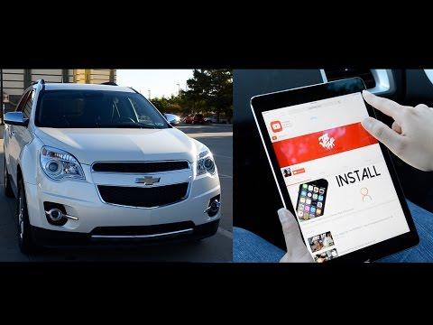 Chevrolet Jual Paket Data Internet di Mobil