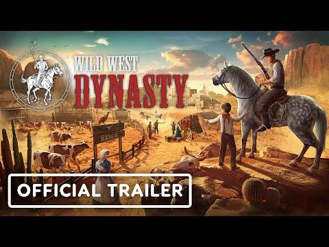 Un petit trailer qui nous montre l'envers du décor de Wild West Dynasty
