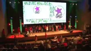 GAS   Grupo de Ação Social   Apresentação Missão ao Benim