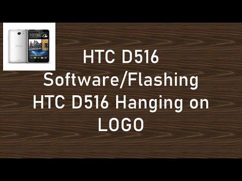Htc D516h flashing || Htc hangs on logo || Htc D516h stock Rom - Thủ