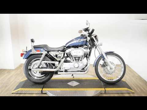 2003 Harley-Davidson XL 1200C Sportster® 1200 Custom in Wauconda, Illinois - Video 1