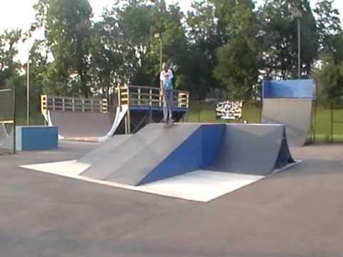 Columbia Skatepark Montage