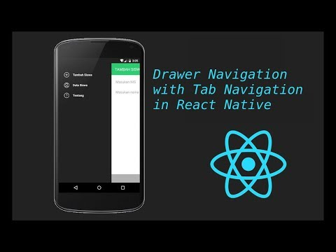 React Native Drawer Navigation   contentComponent   Mobile