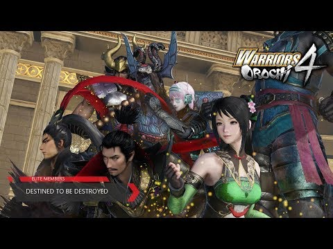 Warriors Orochi 4 - (5-13) - Destined to be Destroyed (Chaotic Difficulty - The Final)