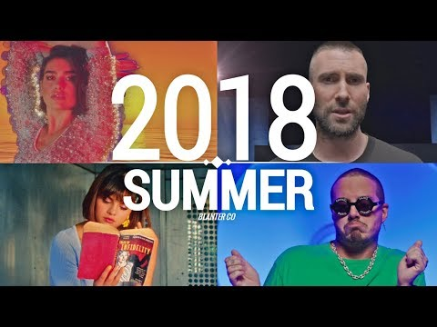 Pop Songs World 2018 - Summer Mashup (Blanter Co)