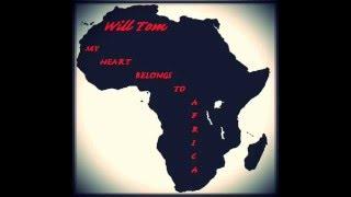 ZELIE - Will Tom (Brazilian Singer) -  Álbum MY HEART BELONGS TO AFRICA