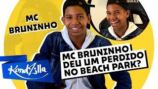 Curiosidades com MC Bruninho – ''Eu era muito mimado''