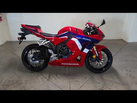 2021 Honda Powersports CBR 600 RR