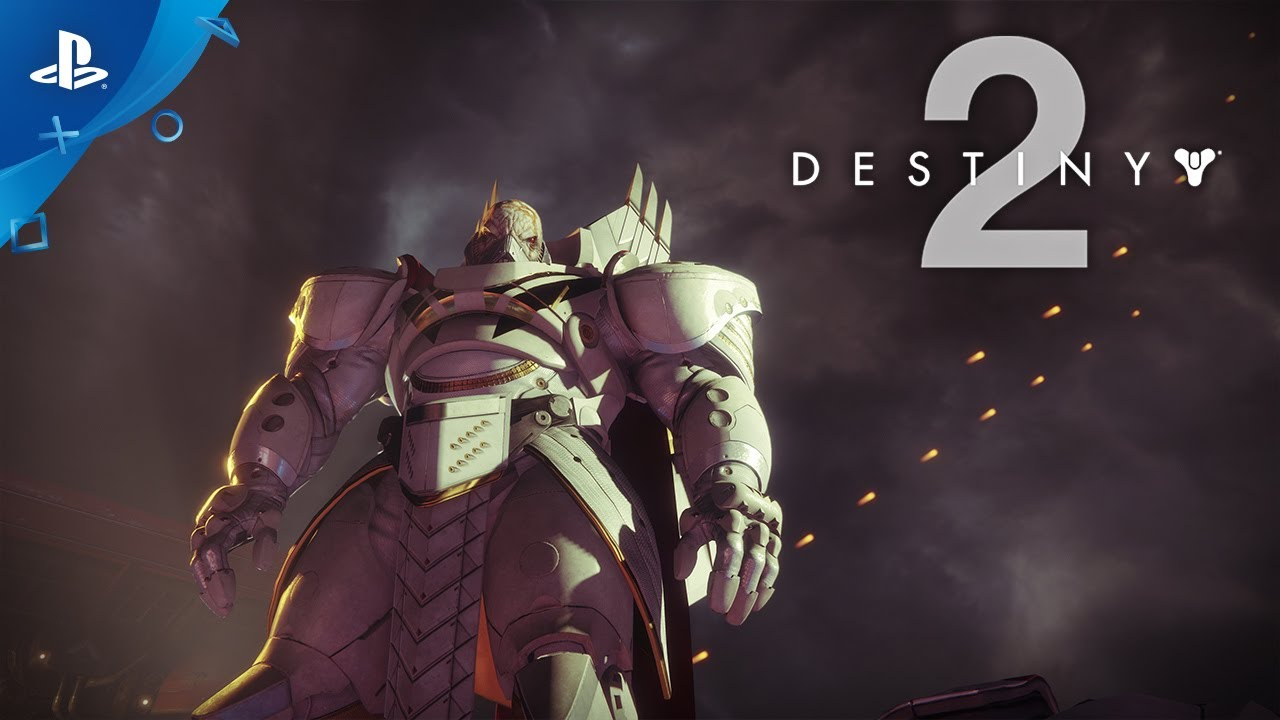Destiny 2: E3 Trailer, PS Exclusives Detailed