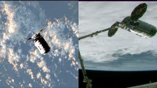 NG-13: S.S. Robert H. Lawrence Cygnus capture