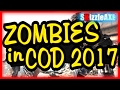 *NEW BREAKING NEWS* - Zombies in CALL OF DUTY 2017 (CoD 2017 & Zombies)