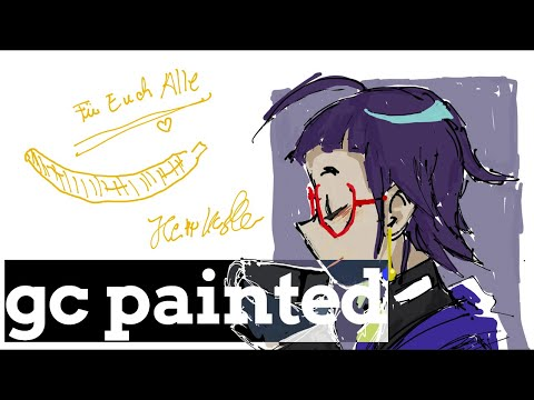 gc painted 2019 | How to paint @ #gamescom | Indie Games Love