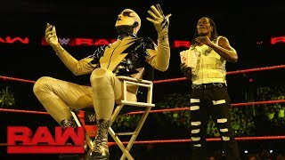 "R-Truth ruins Goldust's screening of ""The Shattered Truth"": Raw, July 3, 2017"