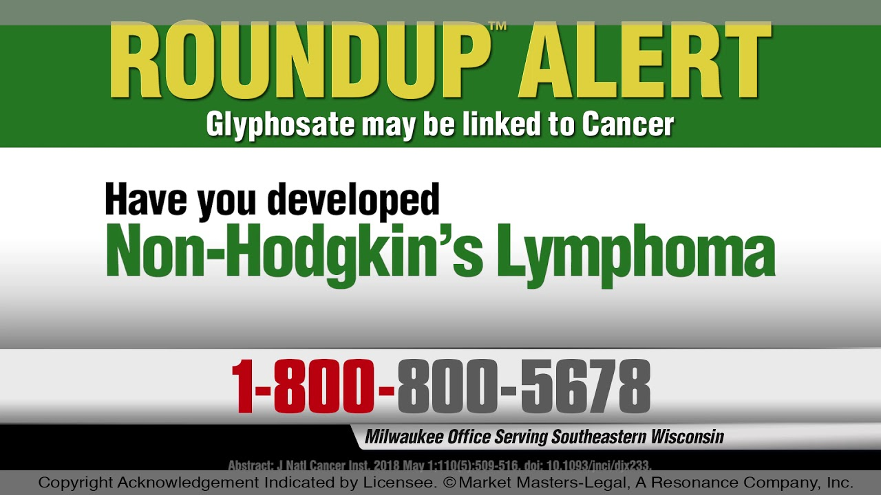ROUNDUP ALERT! You May Be Entitled to Cash Compensation!