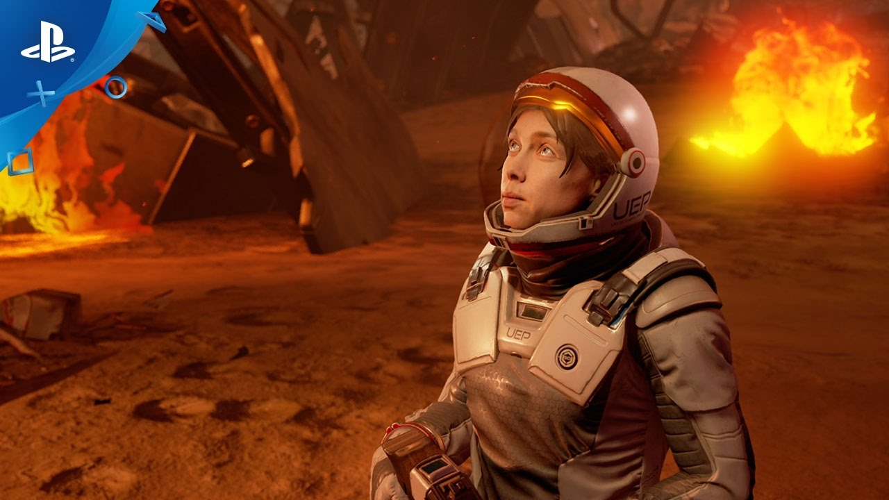 Farpoint Goes Gold, Watch the New Story Trailer