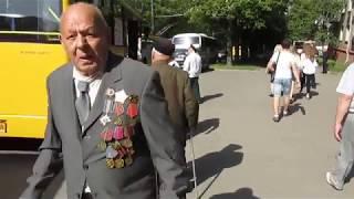 9 мая 2018. Западная Украина г.Ровно