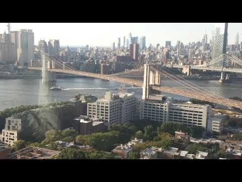 Live NYC Brooklyn Bridge & Manhattan cam