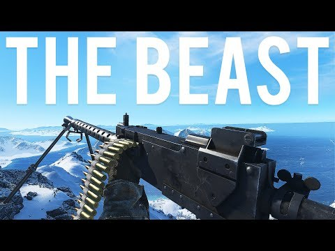 The Beast in Battlefield V