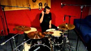 Video Menu 65 natáčení bicí studio Perez records 2013