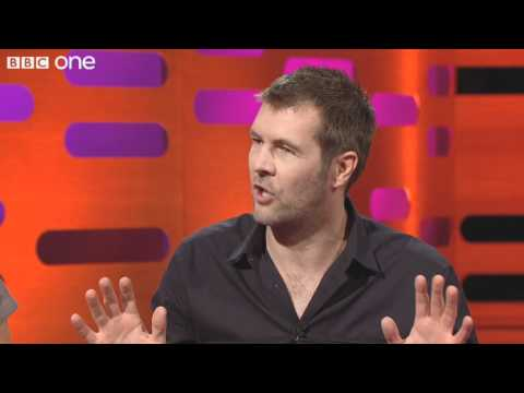 Rhod Gilbert chats about his pointless tattoo - The Graham Norton Show - Series 11 - BBC One