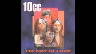 "10cc - ""I'm not in love"", remix by Fancy (with long lost and forgotten vocal bridge)"